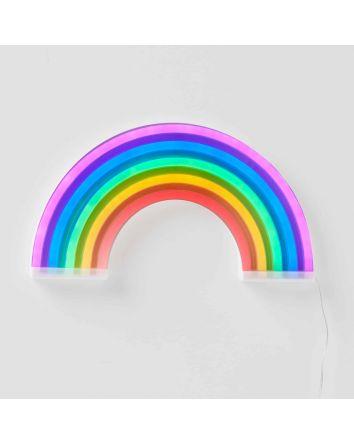 Pilbeam Living RAINBOW LED NEON HANGING LIGHT