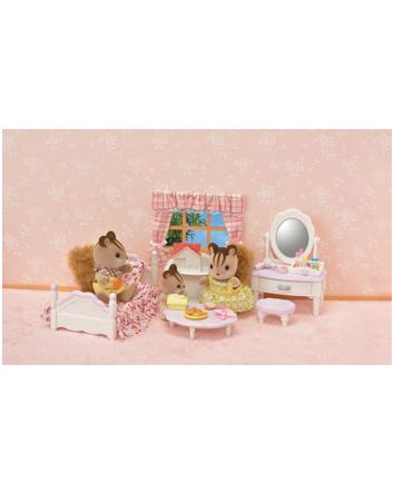 Bedroom and Vanity Set