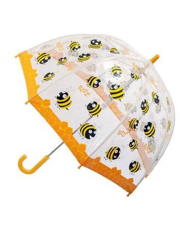 Bee Birdcage Umbrella