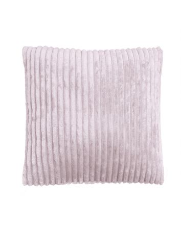 Channel Cushion Lilac 50x50