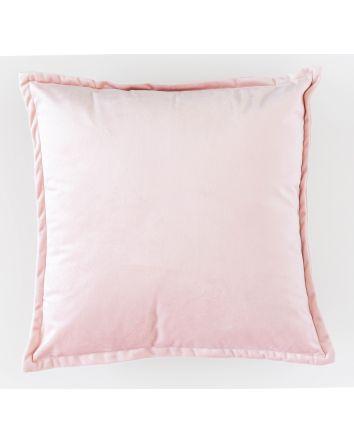 Velvet Madison Square Cushion