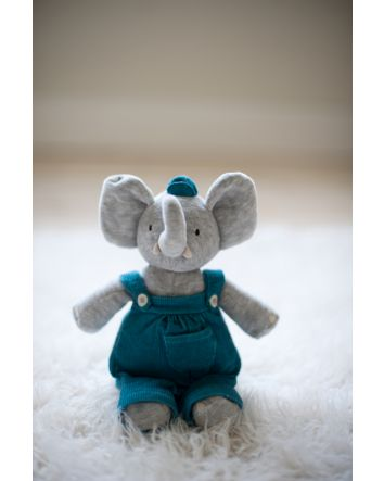 Alvin the Elephant Lullaby Pull Toy