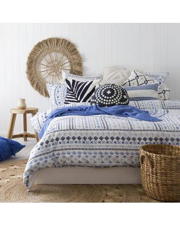 Montego Quilt Cover Set