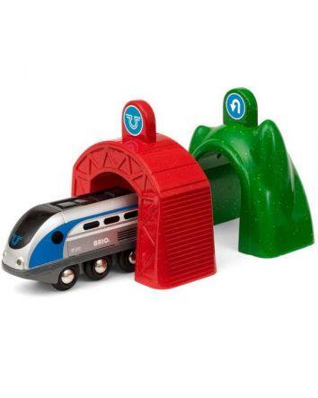 Brio Smart Engine Action Tunnel