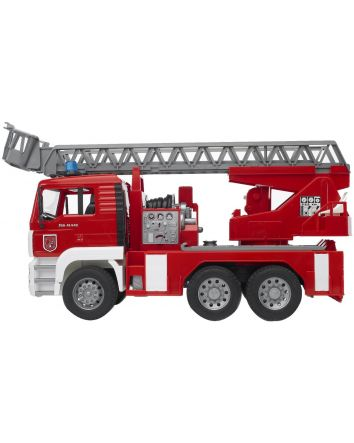 Bruder Fire Engine w Pump and Light