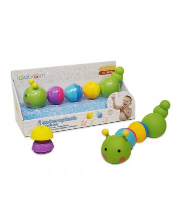 Lalaboom Catersplash Bath Toy 8 Pce