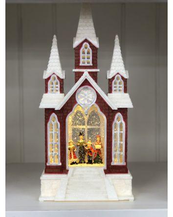 Large Christmas Church Lantern