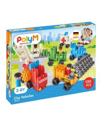 Poly M City Vehicles