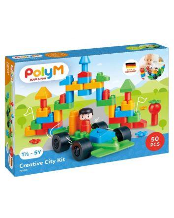 Poly M Creative City Kit