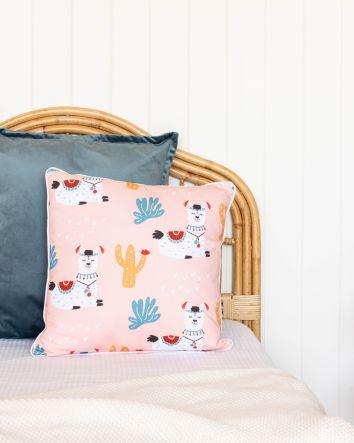 Mexican Llama Cushion