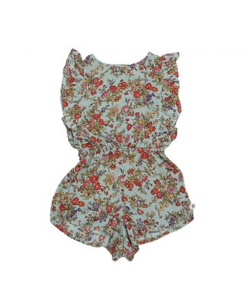 Daydreamer Playsuit- Garden Party Floral