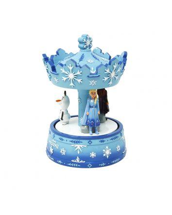 Frozen 2 Musical Carousel