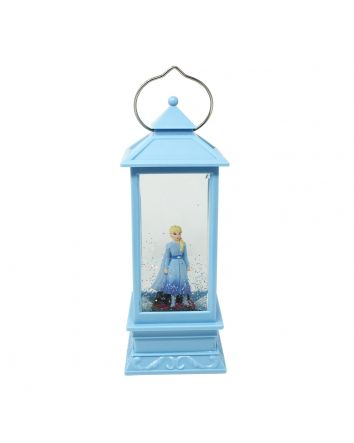 Frozen 2 Elsa Glitter Lantern