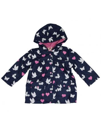 Korango Birds n Butterflies Raincoat