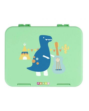 Penny Scallan Bento Box- Dino Rock