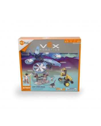 VEX Discovery Command- Explorer