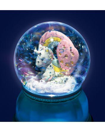 Djeco Globe Night Light Unicorn