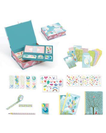 Djeco Charlotte Stationery Box Set