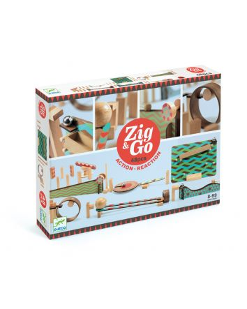 Zig & Go 48 Piece Set