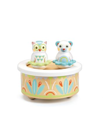 Djeco Babymusic Magnetics Music Box