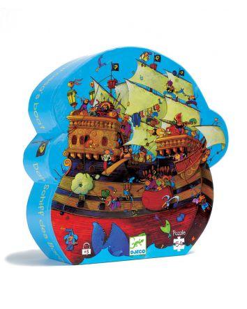 Barbarossa Boat Puzzle - 54 Pieces