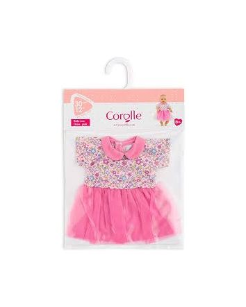 Corolle Pink Dress For 30cm Doll