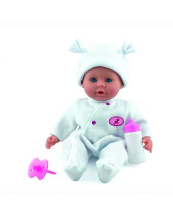 Dolls World Little Treasure White