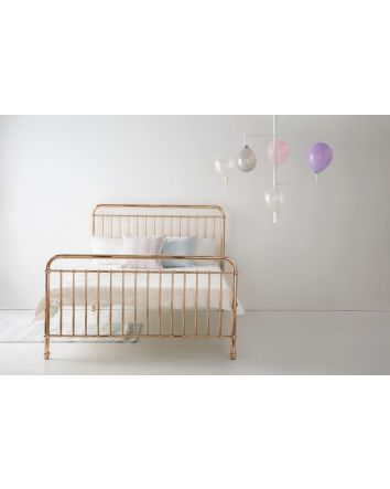 Eden Metal Bed Double