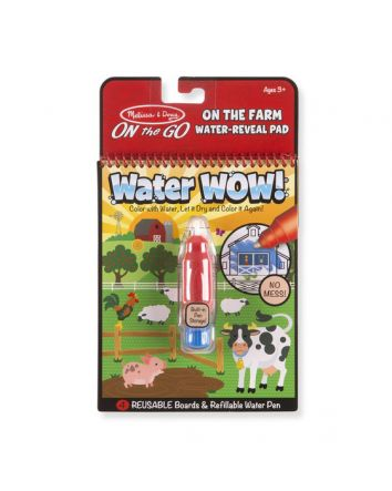 Water WOW- On the Farm