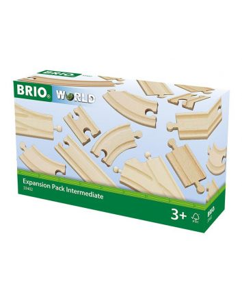 Brio Expansion Pack Intermediate 16pc