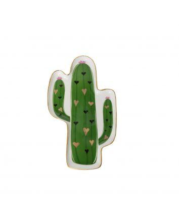 Cactus Trinket Plate