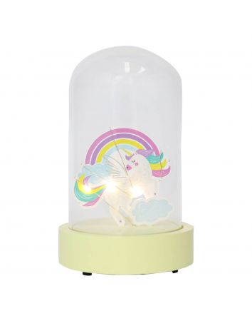 Light Up Unicorn Dome