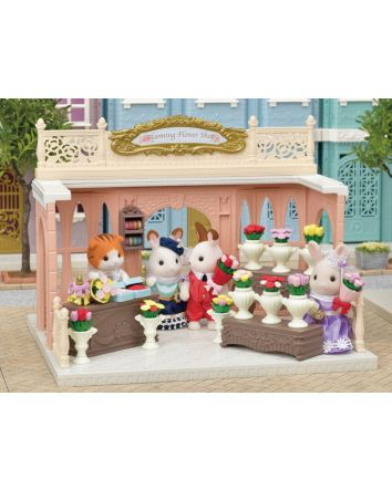 Sylvanian Families Blooming Flower Shop