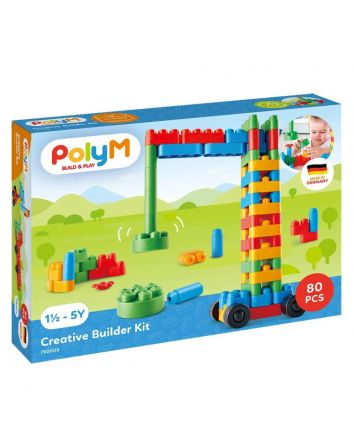 Poly M Creative Builder Kit