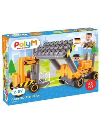 Poly M Construction Site Kit