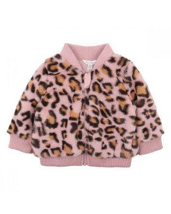 Fox & Finch Animal Fur Jacket