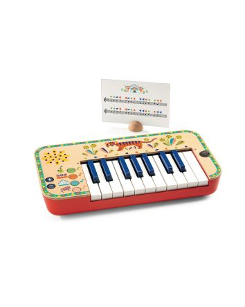 Djeco Animambo Synthesizer Toy