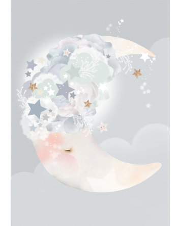 Moon Dreams Print