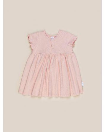 HUXBABY Rosie Rib Dress