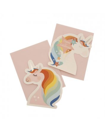 Unicorn Invitations