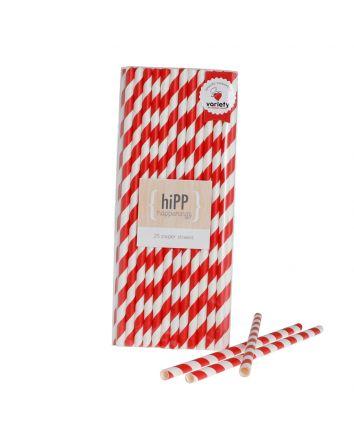 straws red