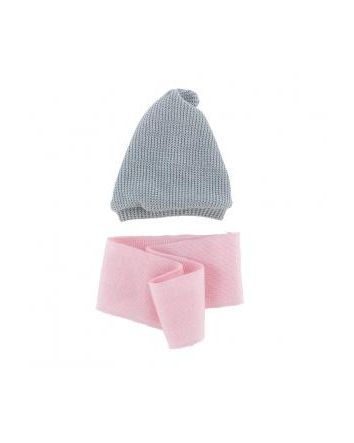 Corolle Hat and Snood Set
