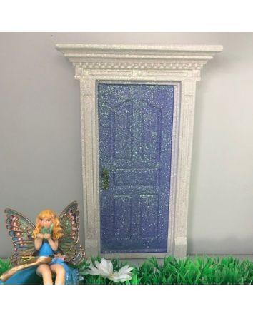 Fairy Door Pale Purple