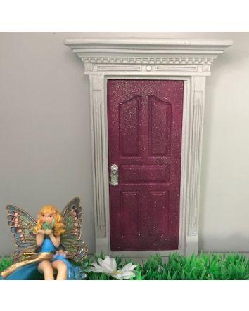 Fairy Door Hot Pink
