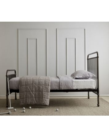 Louis Metal Bed Single