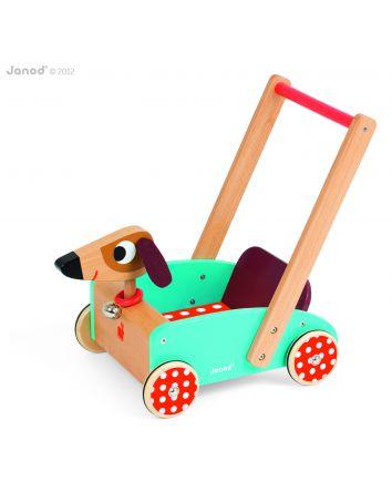 doggy wagon