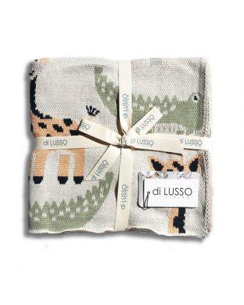 Jungle Safari Baby Blanket
