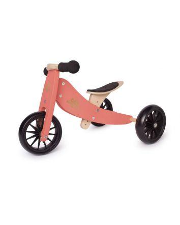 Kinderfeets Tint Tot Bike Coral