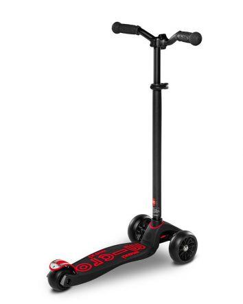 Maxi Micro Deluxe Pro Scooter - Black