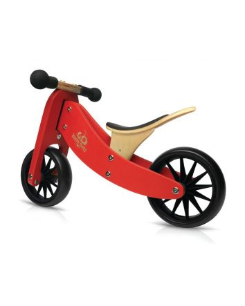 Kinderfeets Tint Tot Bike Cherry Red